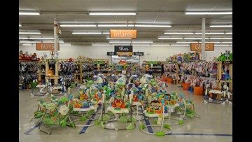 Duck-Duck-Goose is having its big Spring/Summer consignment sale this week