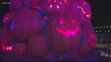 Dollywood's Great Pumpkin LumiNights in full swing