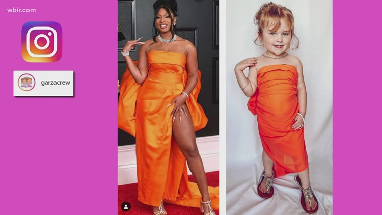 What's Trending: Twins' celeb looks, 3-year-old skiier & Monday mood