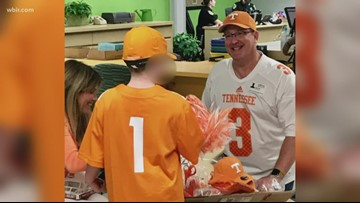 Vol Nation stands behind bullied student and his homemade Vol shirt