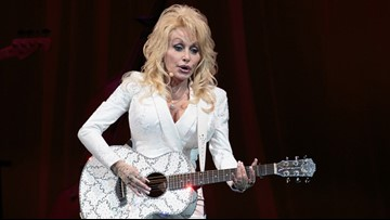 Aug. 5 declared Dolly Parton Day in Nashville, Tennessee