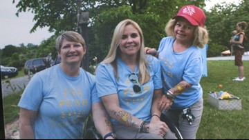 3 East Tennessee women to roll and push along a famous route in Spain