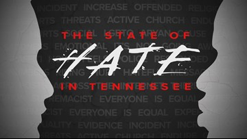 The State of Hate in Tennessee