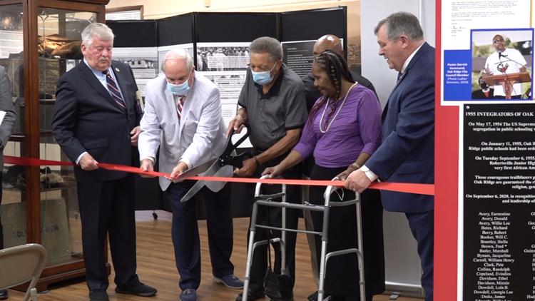 Exhibit honoring Oak Ridge 85 opens at Oak Ridge History Museum
