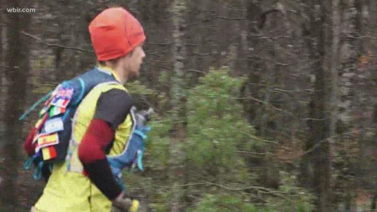 Barkley runner completes 100 mile tribute