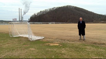 TVA to temporarily take control of maintaining sports complex created after coal ash spill