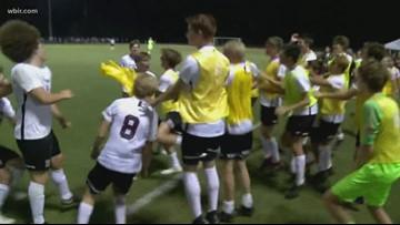 Bearden, Gatlinburg-Pittman soccer advance to state championship games