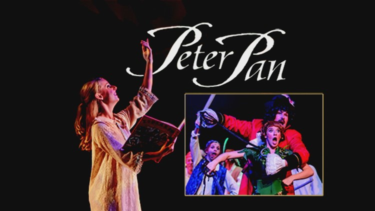 It takes more than pixie dust and a nod from Tinkerbell for Peter Pan to fly high above the stage