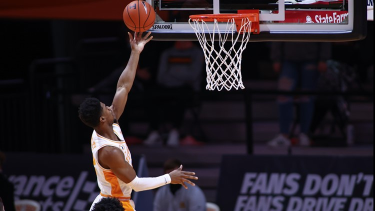 Game Preview: Tennessee back on the road Wednesday night against Vanderbilt