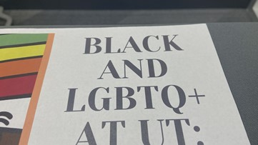 'We exist and we are just as important as everybody else' | Students discuss what it is like to be Black and LGBTQ+ at UT
