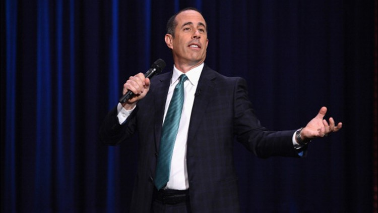 Comedian Jerry Seinfeld to perform at Knoxville's Civic Auditorium in April 2020