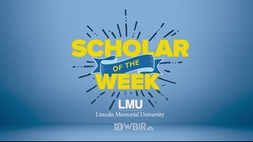 Jaxon Adams - Scholar of the Week 12/12