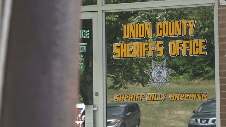 Sheriff gets probation for letting deputies cheat on state-mandated training test