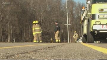 Crews reopen several lanes of Chapman Highway