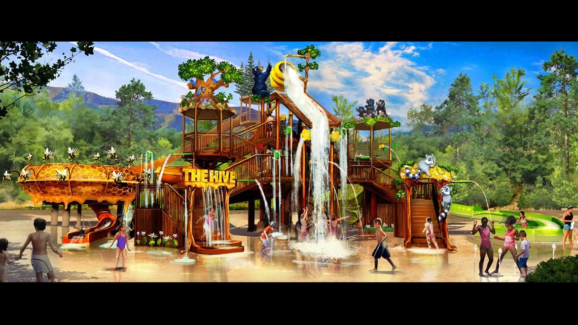 Water Park Sevierville Tn