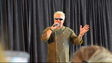 Guy Fieri's 'Chicken Guy!' restaurant to join Knoxville's flock