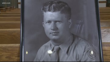 Service & Sacrifice:  WWII prisoner from Knoxville defied Nazis