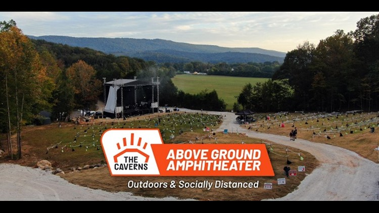 Concerts at The Caverns are music to the ears of fans and musicians