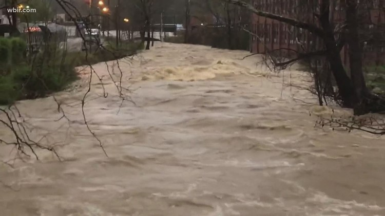 Cleanup underway for flooding across TN