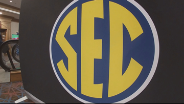 SEC extends suspension of in-person athletics activities