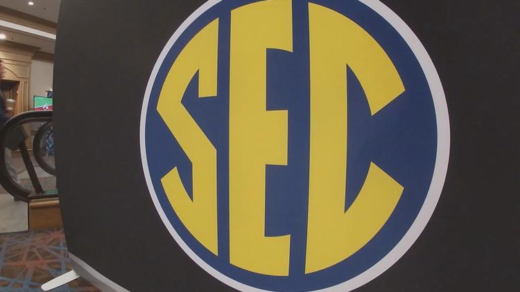 SEC extends suspension of in-person athletics activities