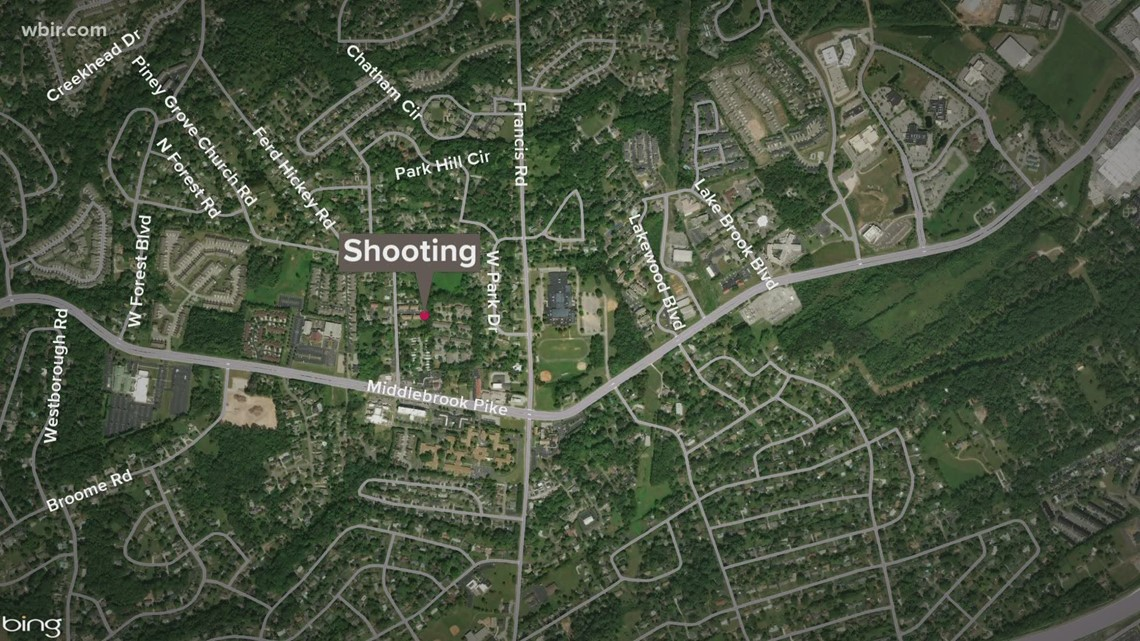 KPD: One man in hospital after overnight shooting