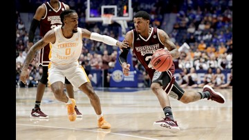 Vols take down Mississippi State in SEC quarters 83-76, advance to face Kentucky