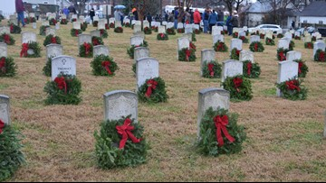 Wreaths Across America to honor fallen East Tennessee veterans this December