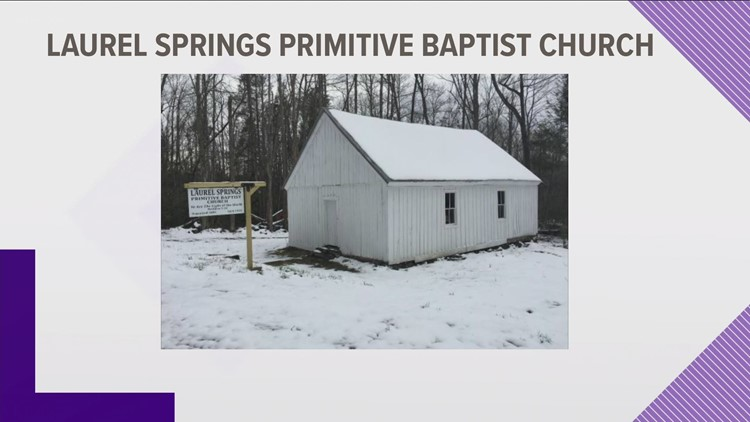 Cocke Co. church added to National Register of Historic Places