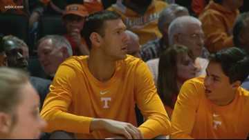 Tennessee basketball's Uros Plavsic ruled eligible by NCAA