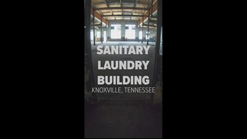 Sanitary Laundry Building