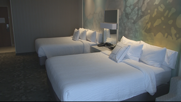 New Marriott dual hotel opens to guests