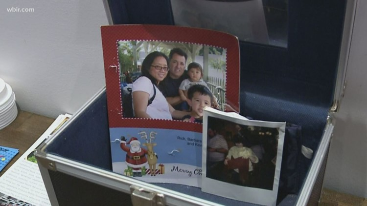 Cookeville coffee shop collecting photos lost in storm in hopes of reuniting them with families