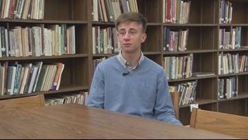 10Rising Hearts: Student is a mentor, leader at Anderson County High School