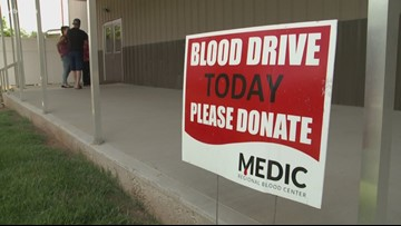 Annual Orange and Blue Week Blood Drive to start Monday