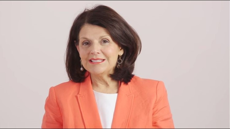 UT-Knoxville Chancellor Bevely Davenport released a video message to the campus community on Aug. 24, 2017. Photo courtesy UT.