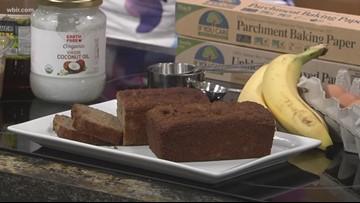 In the kitchen: Paleo Zucchini Bread