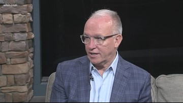 The race for Knoxville Mayor: Eddie Mannis
