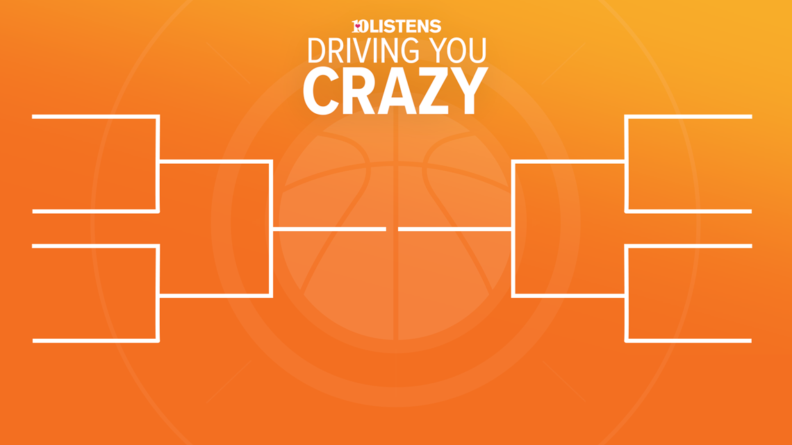 Driving You Crazy Bracket Challenge: What's the worst road in East TN? Vote now in rounds 3 and 4!