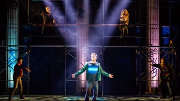 Broadway's 'The Lightning Thief' comes to Maryville