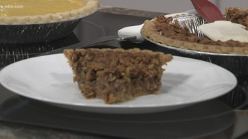 Perfect Pecan pie--no matter how you say it