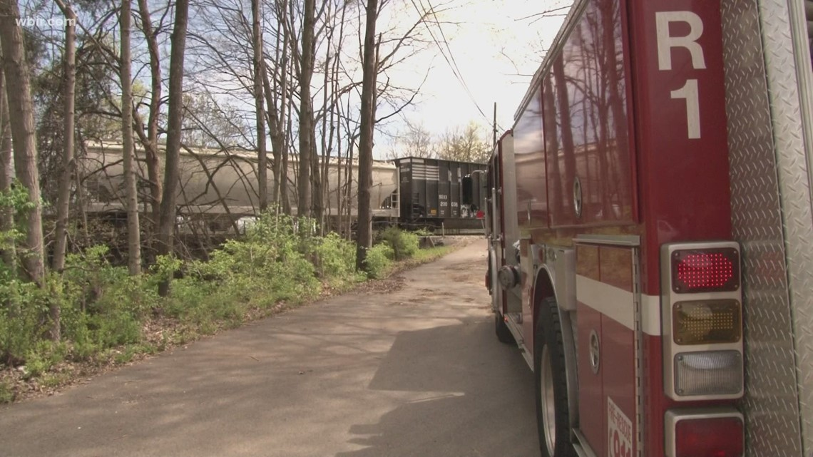 Police identify woman killed by train