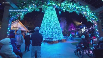 Dollywood ends the year with new features to Smoky Mountain Christmas