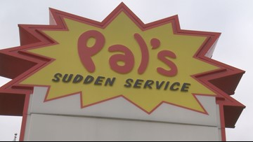 Pal's Sudden Service places second in USA Today's Regional Fast Food poll