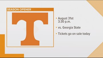 Single game tickets go on sale today