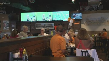 How are Tennessee fans reacting to the loss against Georgia State?