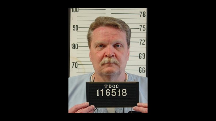 Jerry Johns, Tennessee inmate
