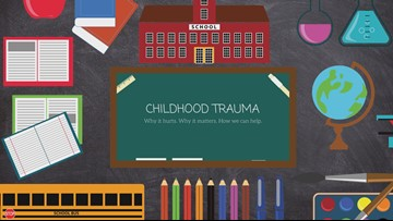 'Children live a lifetime before they come to school'   Teachers working to ease childhood trauma