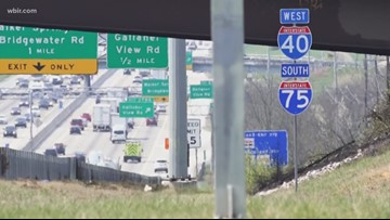 Road work and gas prices impact Memorial Day travel