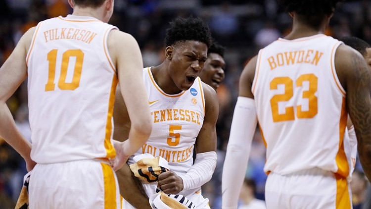 Sweet 16: Purdue is a dangerous opponent for the Vols